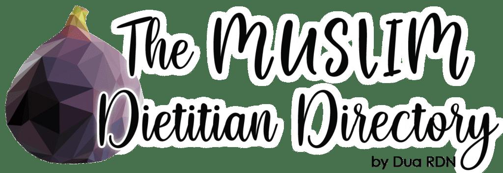 The Muslim Dietitian Directory logo