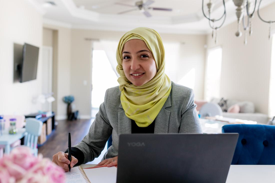 Hiba Hamadeh, MMedSci, RDN